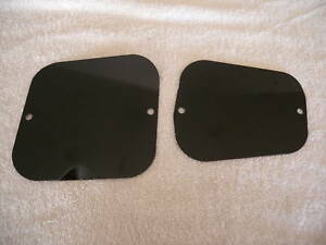 1962 1965 Dodge Plymouth Steel Alignment Hole Cover Set