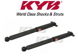 Set Of 2 Rear Shock Absorbers Kyb Excel G 349105 For Honda Odyssey 2005 2010