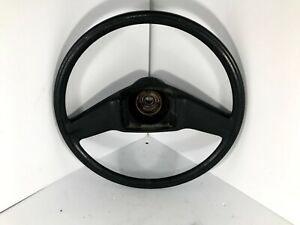 73 87 Chevy Gmc Truck K5 Blazer Jimmy Suburban Steering Wheel Black