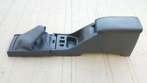 1989 1995 Toyota 4runner Pickup Center Console Armrest Shift Boot 4wd 4x4 Gray