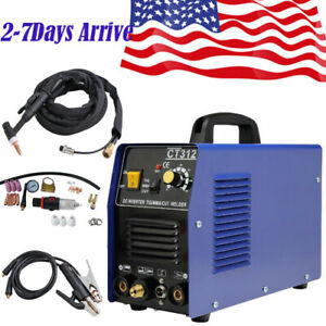 Good Ct312 Tig mma cut 3in1 Air Plasma Cutter Welder Welding Machine torches Fda