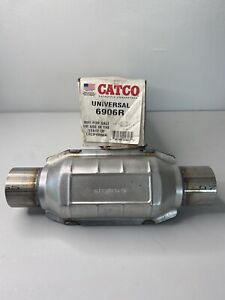 Catco Federal Converters Catalytic Converter Universal 6906r R2k 13009002