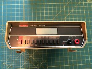 Keithley 169 Multimeter Bench Top Untested