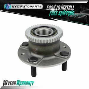 Front Wheel Hub Bearing Assembly W Abs For 1991 2002 2003 2004 2005 Mazda Miata