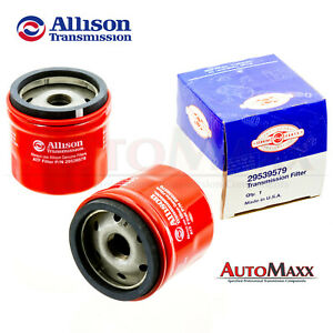 2000 Up Allison Transmission 2 Pack Oil Filter Lct100 Chevy Gmc Duramax Diesel