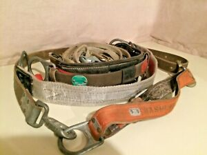 Buckingham 13291 Bashlin klein Kord 652nld Tree Climbing Belts size M