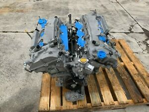 2014 2016 Lexus Is350 Rwd Engine Motor 40k Miles Used freight Shipping