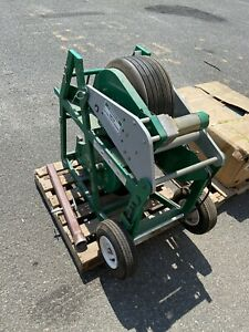 Greenlee 6810 Ultra Cable Feeder Tugger Puller