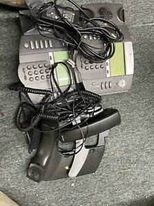 2x Polycom Soundpoint Ip 550 With Power Supply