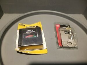 Variety Lot Of 2 Gardner Bender Smart Electrician Copper Lugs Battery Tester
