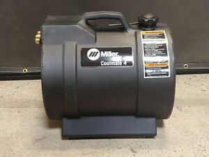 new In Box Miller 042288 Coolmate 4 Welding Torch Water Cooler 115v 5 9a