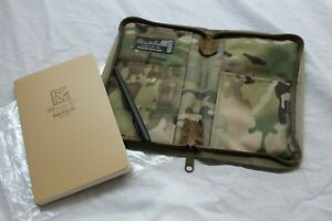 Rite In The Rain 980 Kit All Weather 5x7 Notebook Pen Carrying Case Multicam