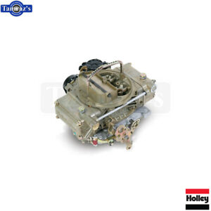 670 Cfm Holley Off Road Truck Avenger Carburetor