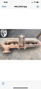 42 46 And 47 Dodge Truck Manifold Exhaust Intake