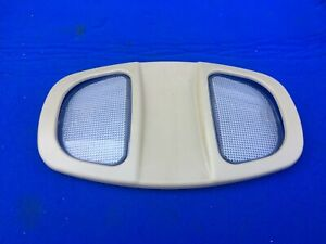Tan Dome Light Cover Trim W Lenses Saturn Vue Equinox Interior Oem
