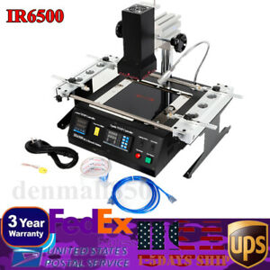 110v Bga Rework Station Soldering Welder Infrared Reballing Stations Tech Ir6500