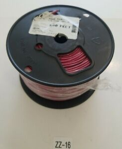 new Nexans 14 Awg Red Thhn Thwn 2 Awm Stranded Copper Wire 500ft