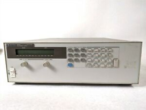 Keysight Agilent Hp 6573a 2000 Watt 35v 60 Amp Programmable Input Power Supply