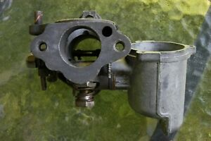 Su Hs2 Carburetor Carb Auc 871 Body Mg Midget Austin Healey Sprite