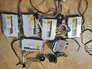 Lexus Toyota Or Lincoln Oem Hid Xenon Denso Ballasts Igniters