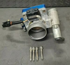 1993 1995 Ford F 150 Lightning Throttle Body And Egr Delete Spacer Bbk Mustang
