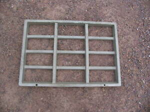 International Ih Farmall Tractor 4586 4568 4786 Grille