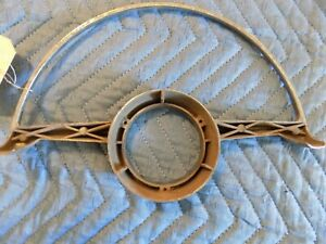 Kaiser Darrin Steering Wheel Horn Ring Bezel Button