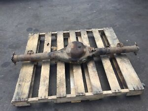 1996 2002 Toyota Tacoma 4x4 Pre Non Abs Non Elocker Rear End Axle Bare Housing
