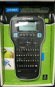 Dymo Labelmanager 160 Label Maker Handheld With One touch Smart Keys new Fast