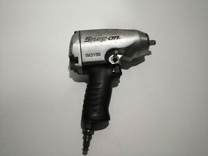 Snap on Im3100 3 8 Variable Impact Air Wrench Free Shipping Good Shape