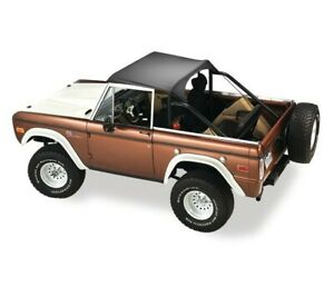 Bestop 52542 01 Traditional Bikini Top For 66 77 Ford Bronco