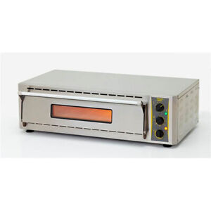 Equipex Pz 4302d Electric Countertop Pizza Bake Oven