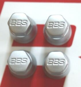 4 Real Bbs Metal Valve Stem Cover Sleeve For Rubber Stems 09 15 063