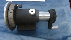 Horizontal Spin Collet Indexer 36 Holes