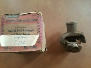 1928 1948 Ford Complete Universal Joint Passenger Car And Light Trucks Nos