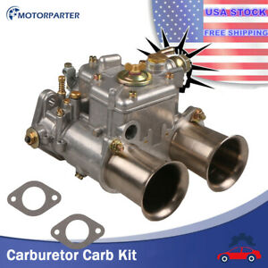 Carburetor Carb For Dellorto Solex Weber Side Draft Engines 4 6cyl V8 19600 060