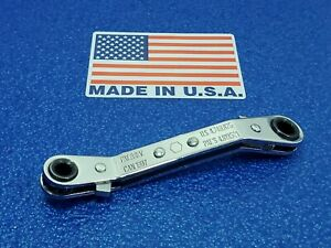 Nice Proto Usa 1179t Offset Ratcheting Box End Wrench 7 32 X 9 32 Ships Free Lot