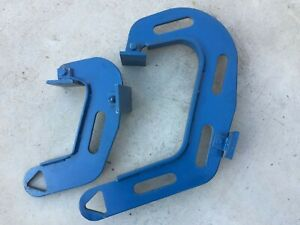 Frame Machine Chief Style Auto Body C Clamp Pulling Hook Set Of 2 Made In Usa