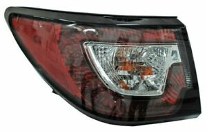 Tail Light Lamp Traverse 2013 2014 2015 2016 2017 Driver Side Lh Gm2804112