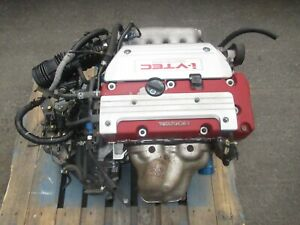 Jdm Honda K20a Type R Engine 2 0l I vtec Motor 6speed Tranny Accord Euro R Tsx