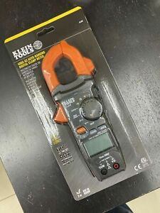 New Klein Tools 400 Amp Ac Auto ranging Digital Clamp Meter Cl220 New Sealed