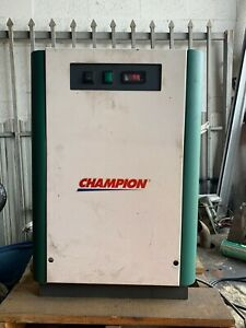 Used Champion Crn35a1 Compressed Refrigerated Air Dryer