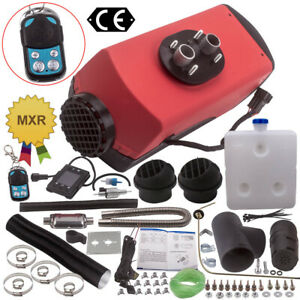 Diesel Air Parking Heater Warming Heater 2kw 5kw 12v Lcd Switch For Truck Boat
