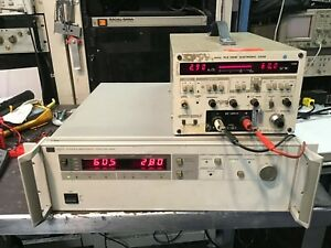 Hp Agilent 6032a System Power Supply 0 60v 0 50a Load Tested