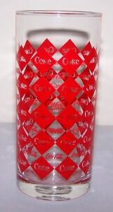 Turkey Coca Cola Diamond Glass 101