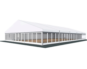 Clear Span Tent 66 X 132 Hts Structures 20m A frame