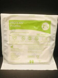 Protexis Pi Surgical Gloves Size 7 5 Powder free Cardinal Health 40 Pairs