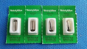 1 Oem New Welch Allyn Genuine 03000 Replacement Bulbs For 11710