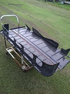 1949 1950 1951 Ford Business Coupe Nos Back Seat Sheet Metal Read Item Details