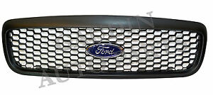 Ford Oem 06 11 Crown Victoria Front Panel grille Grill 6w7z8200aa